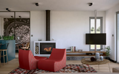 Award-Winning Interiors: Monika Bona & Gergo