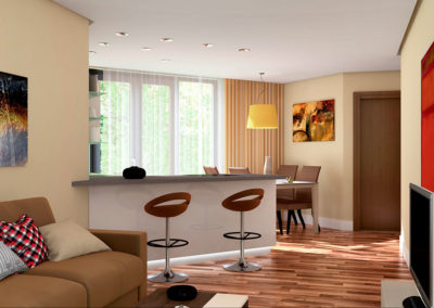 Final_Render_Chiswick_AP2_Livingroom-Kitchen_View2