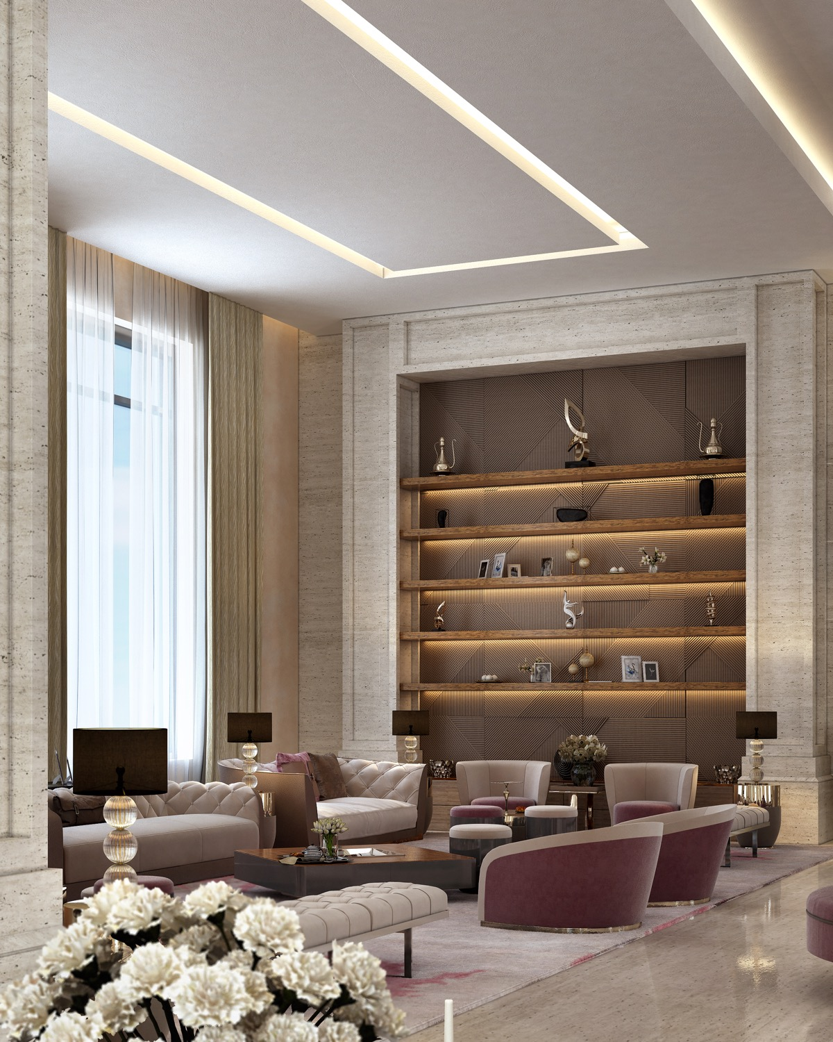18 Luxury Living Room Ideas And What You Can Learn From Them Archline Xp